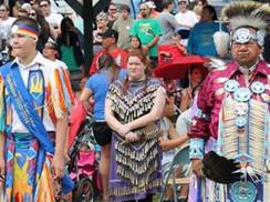 Image for LCO Honor the Earth Pow Wow