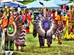 Image for Red Cliff Traditional Pow-Wow