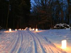 Image for Valentine's Candlelight Night at Interstate State Park