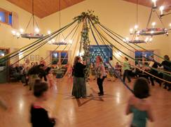 Image for Maypole Dance Family Evening