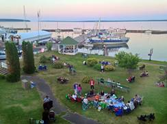 Image for Bayfield's Concerts by the Lake