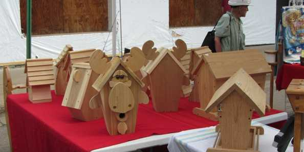 Birdhouses and more!