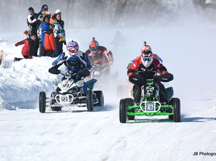 Image for Midwest Ice Racing