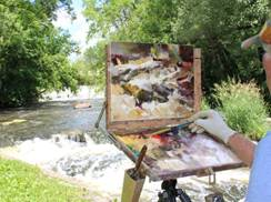 Image for Cedarburg Plein Air Painting Event