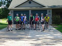Image for Arcadia Memorial Bike Tour