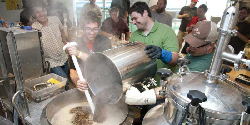 Discovery World Master Brewer Series