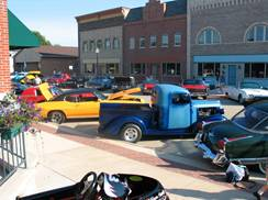 Image for Village Hearthstone Cruise-In & Dine Car Show