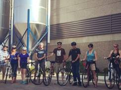 Image for Brewery to Brewery Group Bike Ride