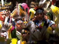 Image for Menominee Nation Contest Pow-wow