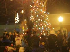 Image for Grand Lighted Holiday Parade and Tree Lighting