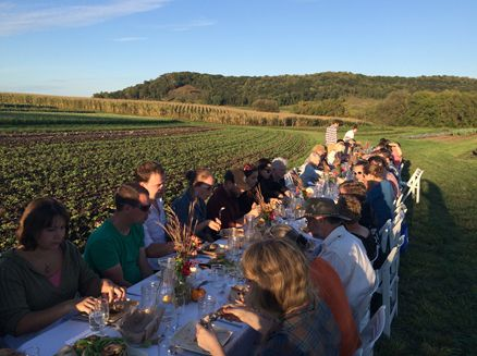 Image for Farm Dinner Series: Agricultural Landscape Dinner