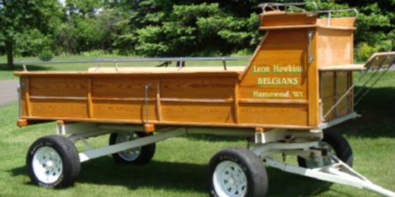 Hawkins Hitch Wagon