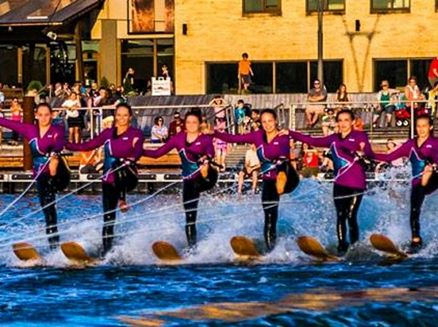 Image for Waterboard Warriors Water Ski Show