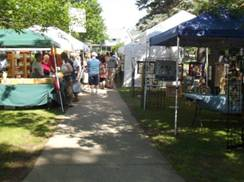 Image for Art Fair on the Courthouse Lawn