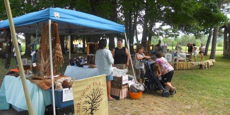 Come and shop the wide variety of vendors selling art, crafts, food, clothing, jewelry, and more!