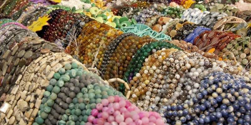 Millions of beads