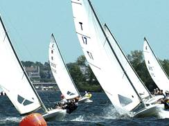 Image for Inland Lakes Yachting Association Championship