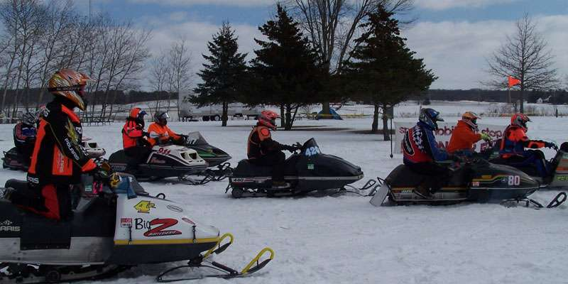 You'll find lots of space for winter fun at The Sheboygan County Marsh - just outside of Elkhart Lake.