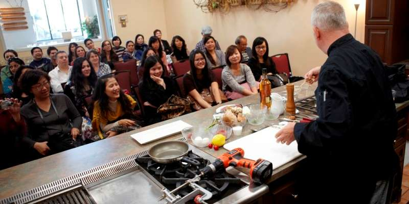 Demonstration Kitchen