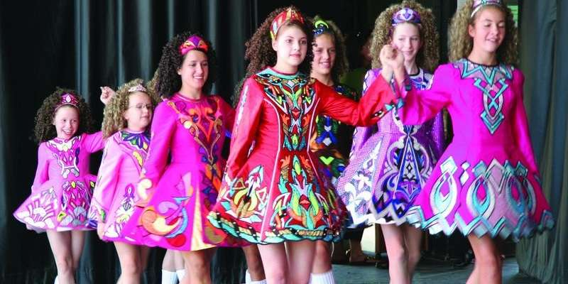 Irish Dancers 1