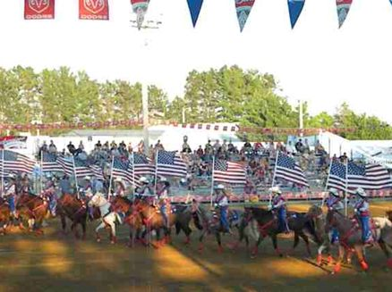 Image for Annual Heart of the North Rodeo