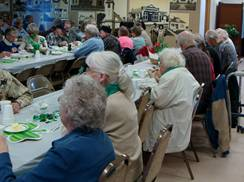 Image for St. Patrick/St. Urho Dinner
