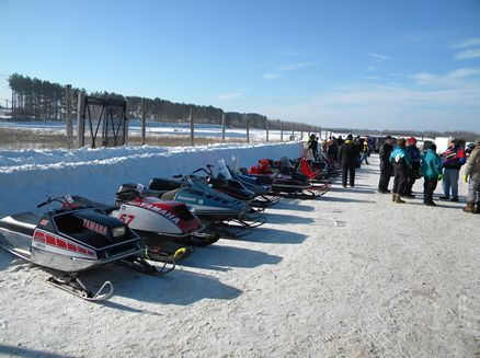 Image for Antique Snowmobile Show and Ride
