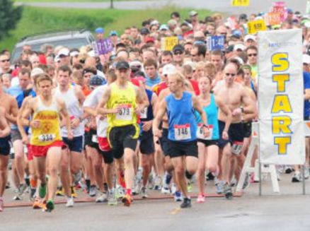 Image for Gopher to Badger Half Marathon & 5k Run