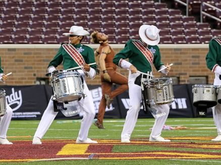 Image for Drums on Parade