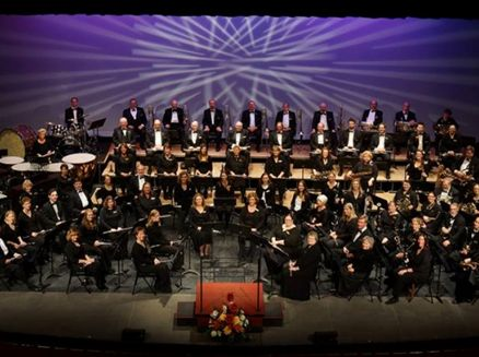 Image for UW-Manitowoc Lakeshore Wind Ensemble: Winds of March