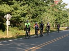 Image for Northern Woods & Waters Bicycle Tour