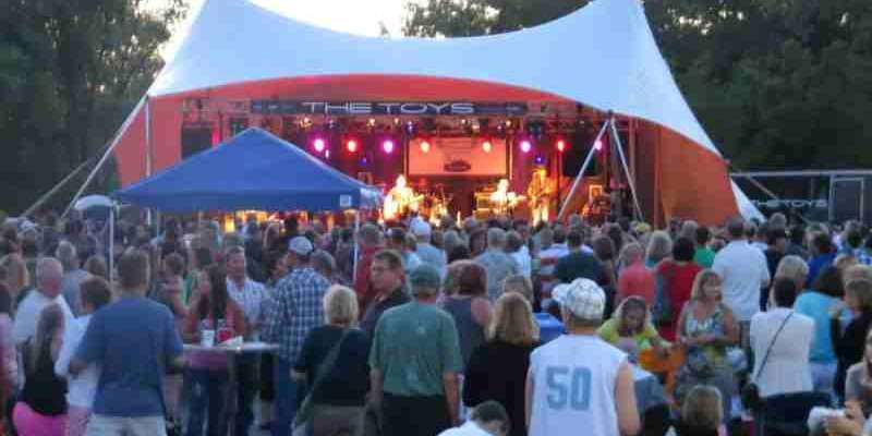 Delafield Block Party