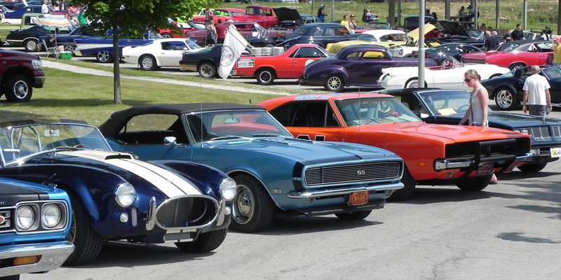 The Car Cruise and Show is quickly becoming one of our most popular events.