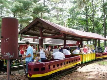 Image for Carson Park Train Rides