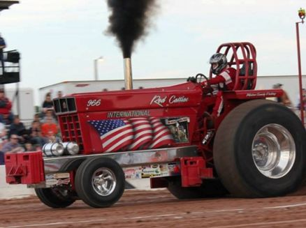 Image for Mackville Nationals Truck and Tractor Pull