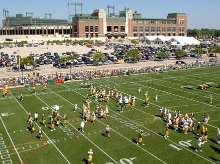 Image for Green Bay Packers Summer Training Camp