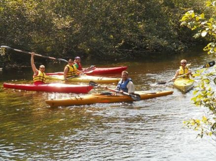 Image for Callie Rohr Memorial Canoe & Kayak Race