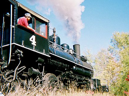 Image for Lumberjack Steam Train Fall Festival