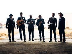 Image for Steep Canyon Rangers at CPAC
