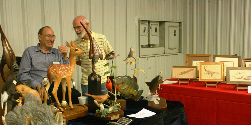 Rock River Valley Carvers Show And Sale Travel Wisconsin