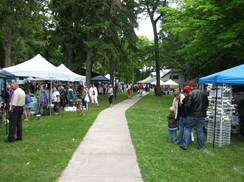 Image for New Holstein Kiwanis Arts & Crafts Fair and Pancake Breakfast
