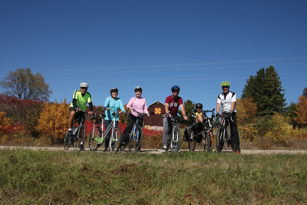 Bike The Barn Quilts Ride Travel Wisconsin