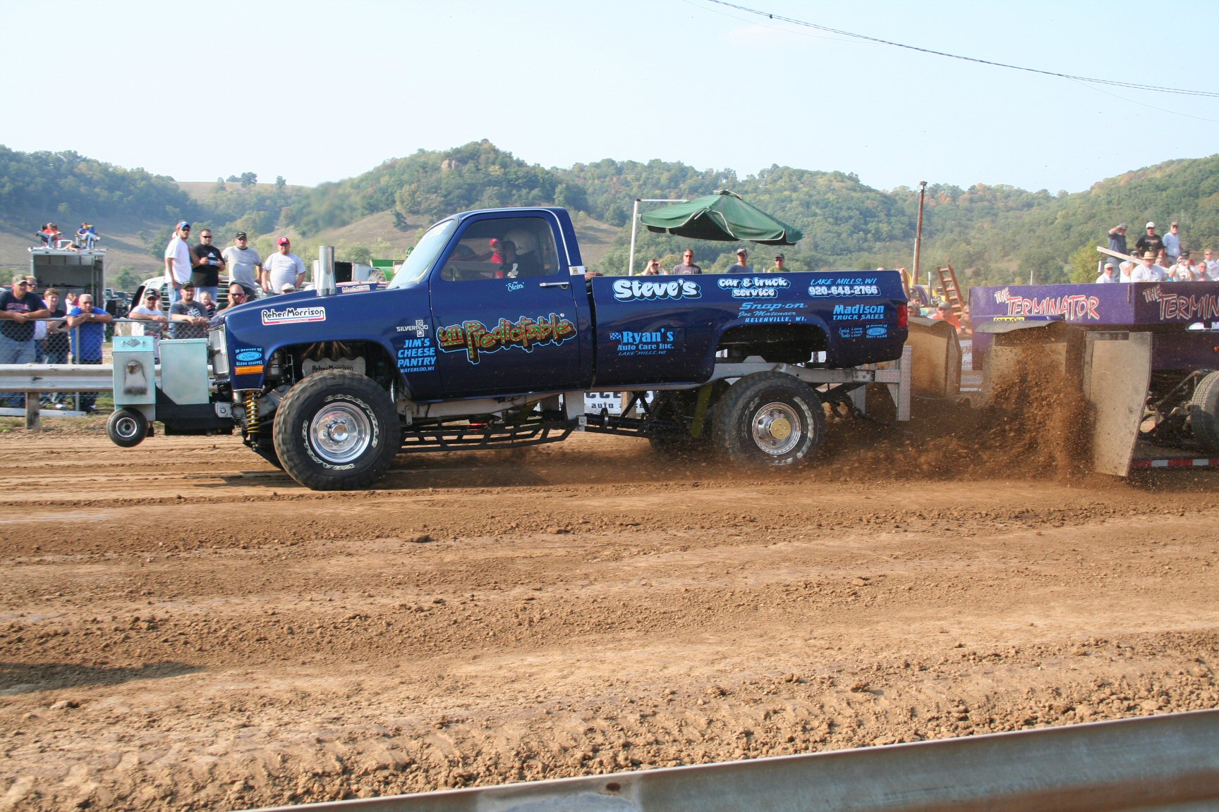 Modified Pulling Trucks Sale - 0425