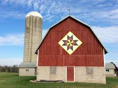 Image for Barn Quilts of Oconto County Scenic Road Rally