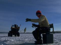 Image for Plum Lake Ice Fishing Tournament