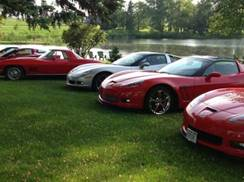 Image for Fond de Vettes 44th Trip Around the Lake