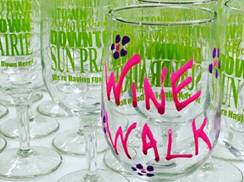 Image for Artful Wine Walk