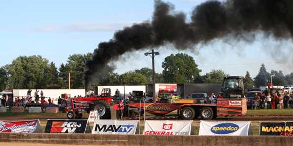 Green County Fall Nationals Tractor and Truck Pull | Travel