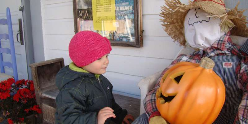 Family fun at Fall Fest on Madeline Island