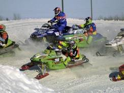 Image for Nielsen Enterprises SnoCross Grand Finale, Championship Snowmobile Racing